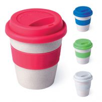 Reusable Bamboo Coffee Mug 380 ml